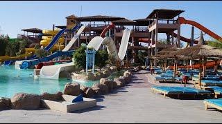Jungle Aqua Park - Hurghada 2015 - All Slides (alle Rutschen)On-/Offslide Long Version(More Slides)