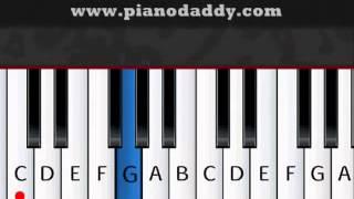 Jai Ganesh Jai Ganesh Deva Aarti   Anup Jalota Piano Tutorial