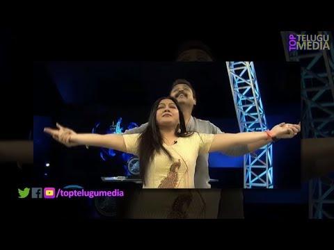 Senior Actor Naresh And Comedian Hema Romance In Tv Show || Top Telugu Media