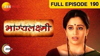 Bhagyalakshmi - Episode 190