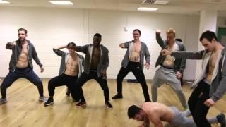 Boys Full Strip!