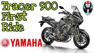 Yamaha Tracer 900 (2017)   First Ride Review (Română)
