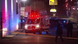 Officer, suspect dead after shooting near Atlanta