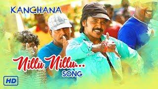 Tamil Hits 2017   Nillu Nillu Video Song   Kanchana Tamil Movie Songs   Raghava Lawrence