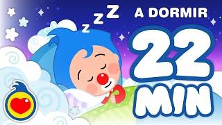 Canciones para Dormir  Bebés ♫ Plim Plim ♫ Musica Infantil para relajar