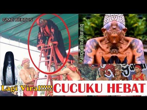 Wajib Nonton!!!!!!!!Panglima Suku dayak asli yang ditakuti di Dunia