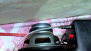 Portable stereo loud speaker .mp4