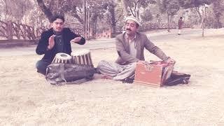 So Danay Lawang Rata Pa Jam Ki Wachawa - Iftikhar Singer
