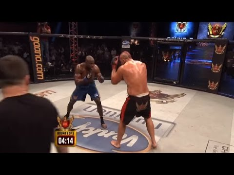 Bobby Lashley vs James Thompson SFL 3 Battle Of Beasts