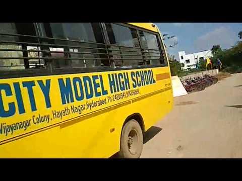 Xxx Mp4 City Model High School Hayatnagar How To Reach Via Kuntloor Road 3gp Sex