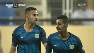 مباراة الجيل X النهضة دوري الأمير محمد بن سلمان لأندية الدرجة الأولى - الجولة(16)
