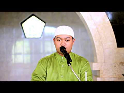 Menirukan 5 suara imam masjidil haram by fahrul