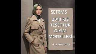 Setrms Kışlık Pardesü Modelleri Tesettür Giyim Modelleri 2018