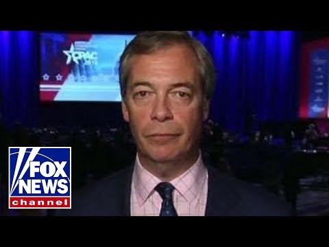Xxx Mp4 Nigel Farage Trump Needs To Keep Up The Momentum From CPAC 3gp Sex