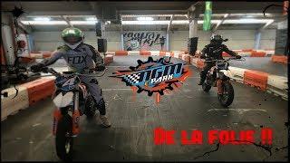 NGM-E PARK Tournai : du fun en KTM supermot électrique !!