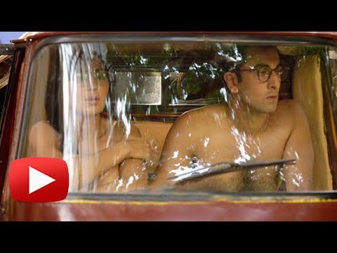 Xxx Mp4 Katrina Kaif And Ranbir Kapoor CAUGHT In An Auto Jagga Jasoos 3gp Sex