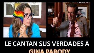 Contundente declaración de Fernando Londoño a Gina Parody