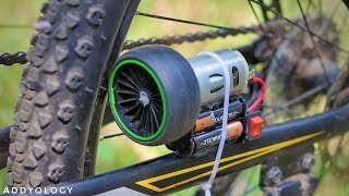 3 Incredible Things from Electric Motors