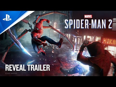 Marvel's Spider Man 2 – Reveal Trailer PS5