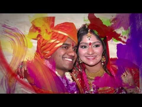 South indian boy & North Indian girl '' Wedding Teaser '' | Sashwat + Sanjana | 2016 |