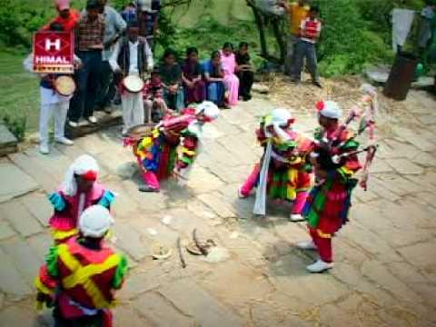 Chaliya Dance/छलिया नृत्य