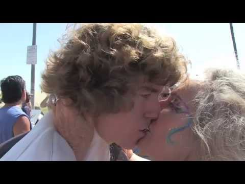 Making Out With A GILF!