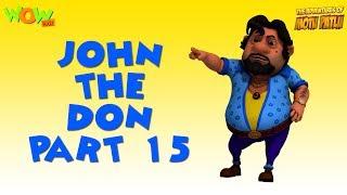 John The Don Compilation - Motu Patlu Compilation -Part 15 - As seen on Nickelodeon