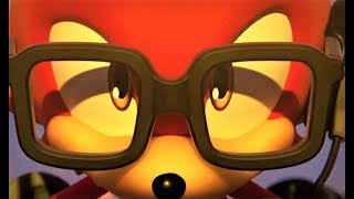Sonic Forces Full Movie All Cutscenes