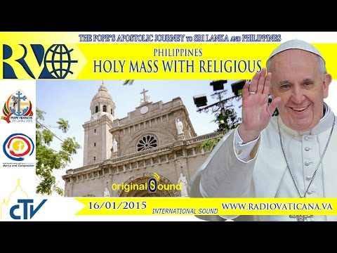 Xxx Mp4 Pope In Philippines Holy Mass 2015 01 16 3gp Sex