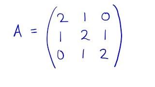 Find Eigenvectors of 3x3 Matrix