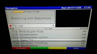 Tricky tracks BabyTV part 6