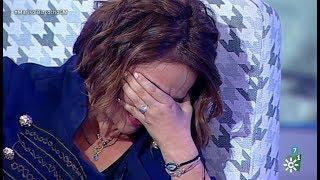 Toñi Moreno se derrumba al escuchar este fandango   Gente Maravillosa