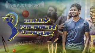 The Auction Day Episode -1 | Gully Premier League | Shanmukh Jaswanth | Vamsi Srinivas