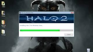 Halo 2 for Windows Vista Installation Guide - Windows 7