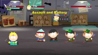 South Park: The Stick of Truth Giggling Donkey Gameplay [North America]