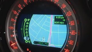 2013 Mini Countryman - Navigation Tutorial