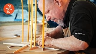 Making a Guitar | Handcrafted Woodworking | Où se trouve: Greenfield Guitars
