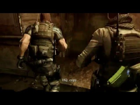 Resident Evil 6 Arc 2 - Di Gangbang Ma Zombie!!:V