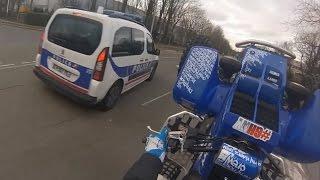 Dirty Riderz Crew // Banshee Vision (Wheeling Yamaha 350 BANSHEE @DRC_Pack946) #BikeLife