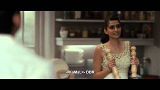 Aisha-Sonam argue with abhay deol