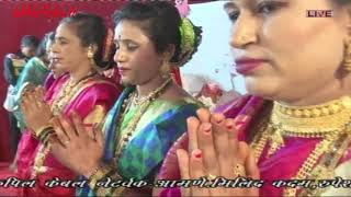 SHREE KRISHNA BHAGWAAT GEETA 2018, AAMNE(BHIWANDI) SHREE JAGANATH MAHARAJ... DAY 5 VIVHAA SOLHA