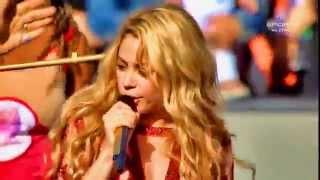 Shakira - La La La Clausura Mundial Brasil 2014