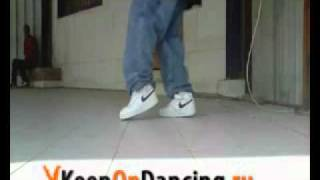 Shuffle - обучение C-walk
