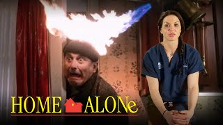 Doctors Diagnose The Injuries In Home Alone