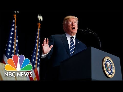 Xxx Mp4 President Donald Trump Delivers Remarks On Opioid Crisis In New Hampshire NBC News 3gp Sex