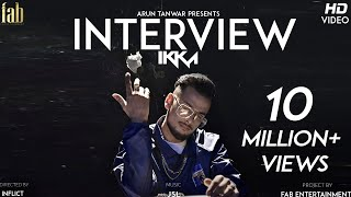 Interview | Ikka | JSL |  Official Video | Inflict | 2018