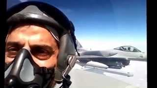 PAKISTAN AIR FORCE Farewell Flying on F16