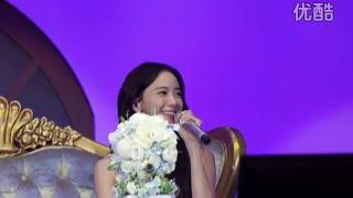 [Fancam] 160625 Yoona (focus) - Deoksugung Stonewall Walkway at 1st Blossom FM in Beijing