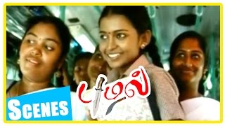 Puzhal Tamil Movie | Scenes | Asuvadha intro | Mano teased by Asuvadha and friends