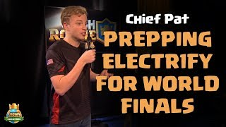 Chief Pat on Preparing Electr1fy for the World Finals - CCGS World Finals Interview